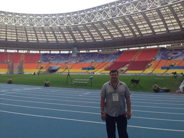 Павел Курбатов, Москва, Россия