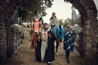 medieval wedding ceremony - 750×500