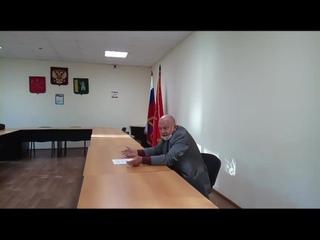 Хомко предлагает организовать дружину в муниципалитете Светлановское