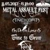 ◄♫♪♫♪ Metal Assault Festival ♫♪♫♪►