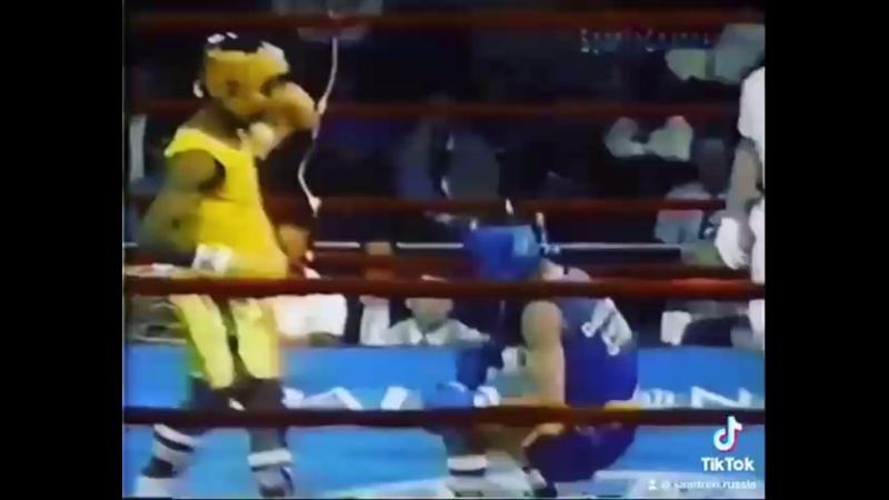 Заб Джуда в 1995 году на турнире Золотые перчатки