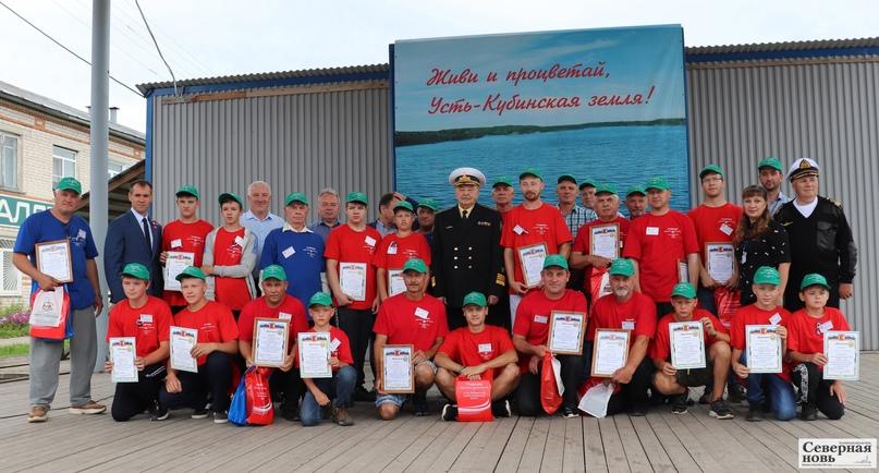 Традиционный областной конкурс вновь собрал в Устье мастеров-лодочников🛶