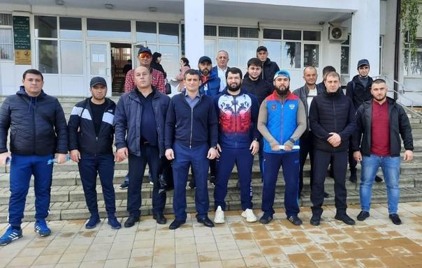 В мобилизационный людской резерв БАРС включились и 15 жителей нашего муниципалитета, прошедших отбор и