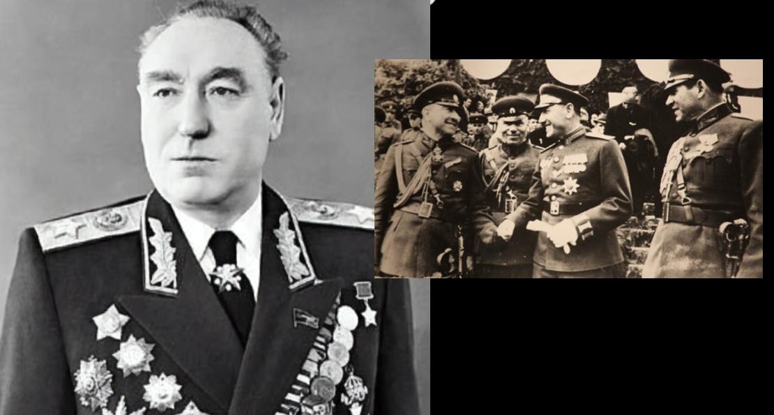 маршал С,С, Бирюзов