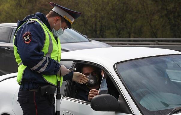 ГИБДД перестала штрафовать водителей за превышение...