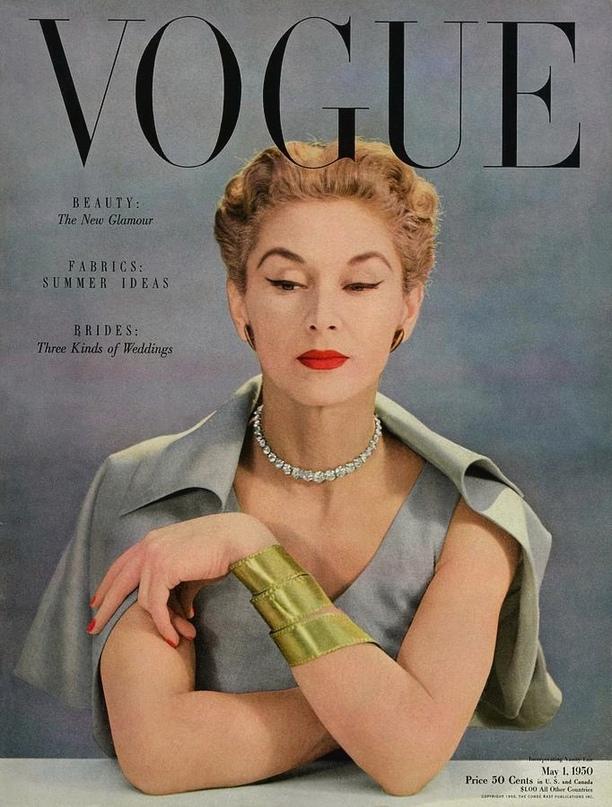 В 1949 году журнал Time окрестил Фонссагривс-Пенн самой успешной моделью своего...