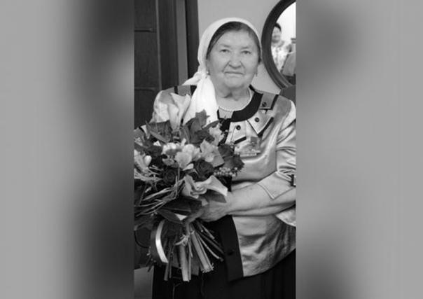 В Нижнекамске умерла Герой Социалистического Труда...