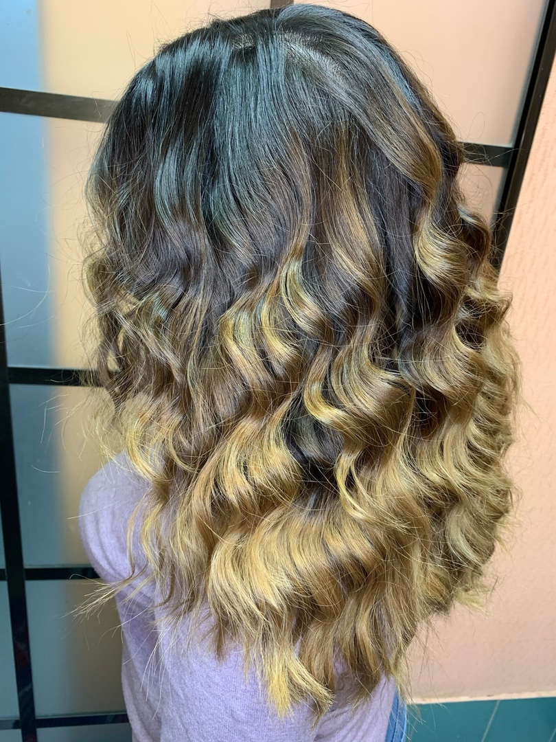 Анжелика парикмахерский салон