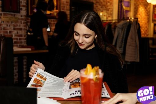 «GO!Квиз №101.7, Hard Rock Cafe,  25 апреля» фото номер 22