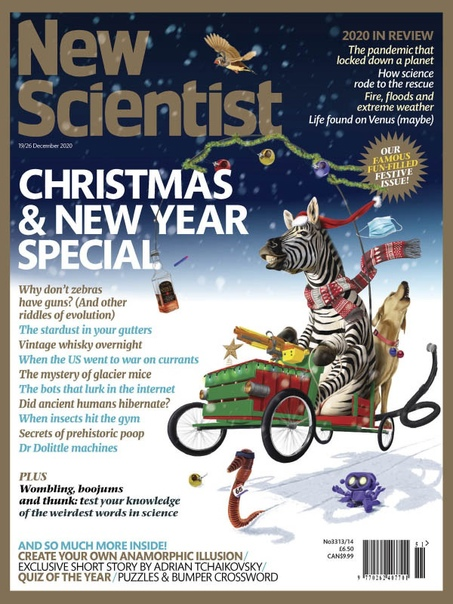 New Scientist International Edition - 12.19.2020