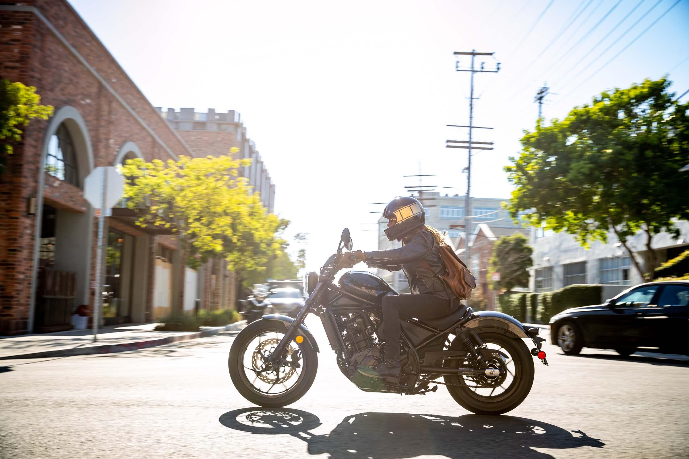 Фотографии Honda CMX1100 Rebel 2021