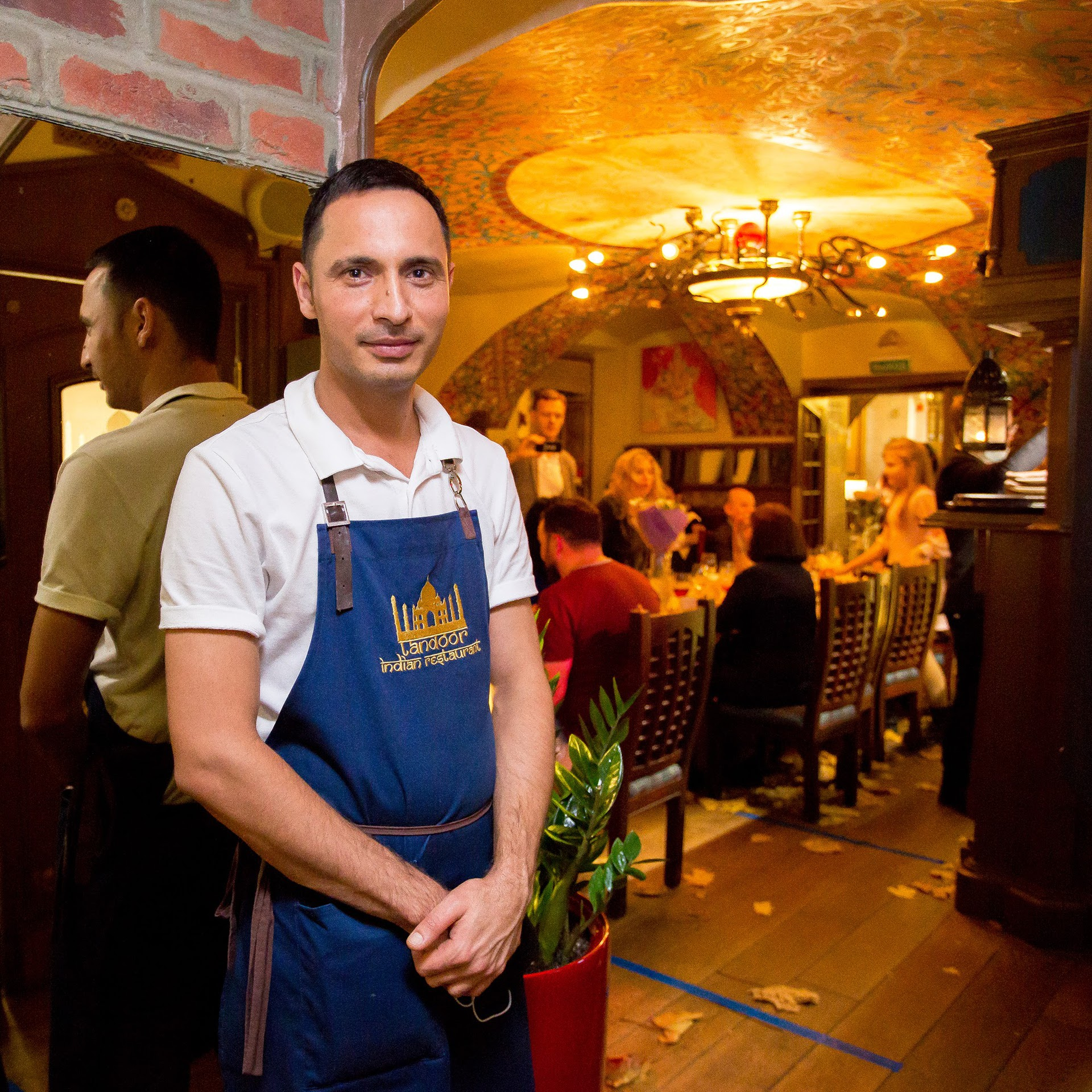 Ресторан «Tandoor» - Вконтакте