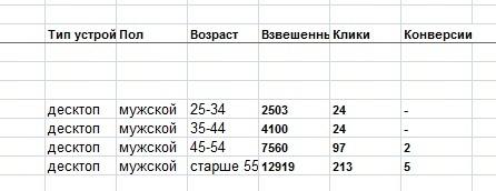 Тестирование РСЯ по профилю пользователей, изображение №5