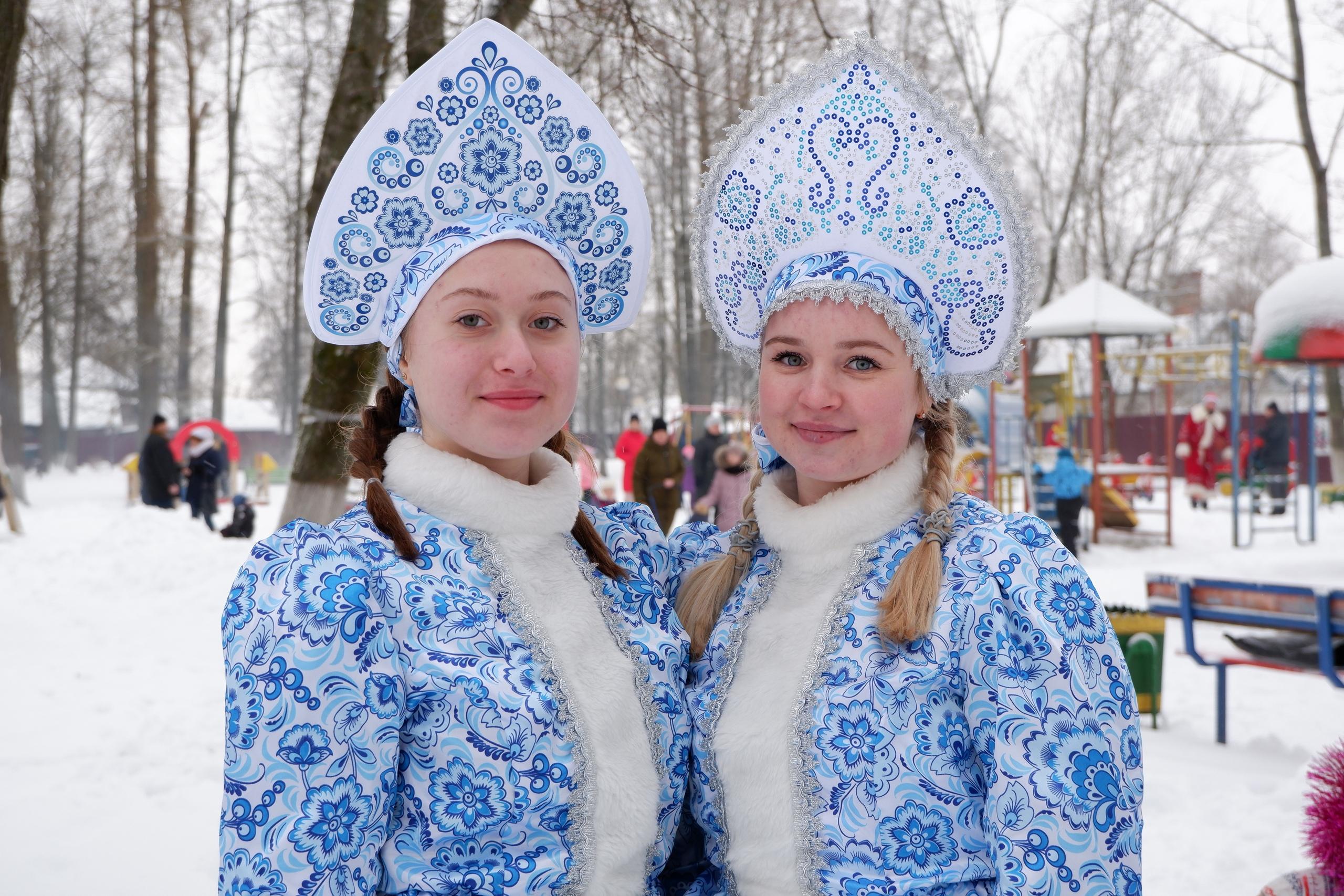 В Лихославле выбрали главного Деда Мороза 2020 года