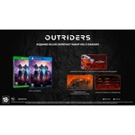 *ПРЕДЗАКАЗ* Outriders. Deluxe Edition [PS4, русская версия]