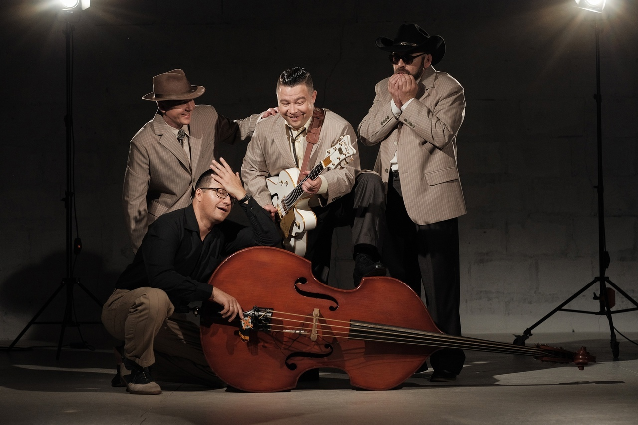 09.07 Rommitz & the Ol' Time Shakers в гриль-баре Конюшня!