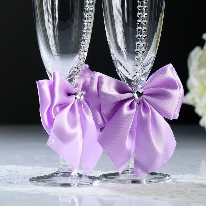 YwD4vY0lsqE - Красивые свадебные фужеры