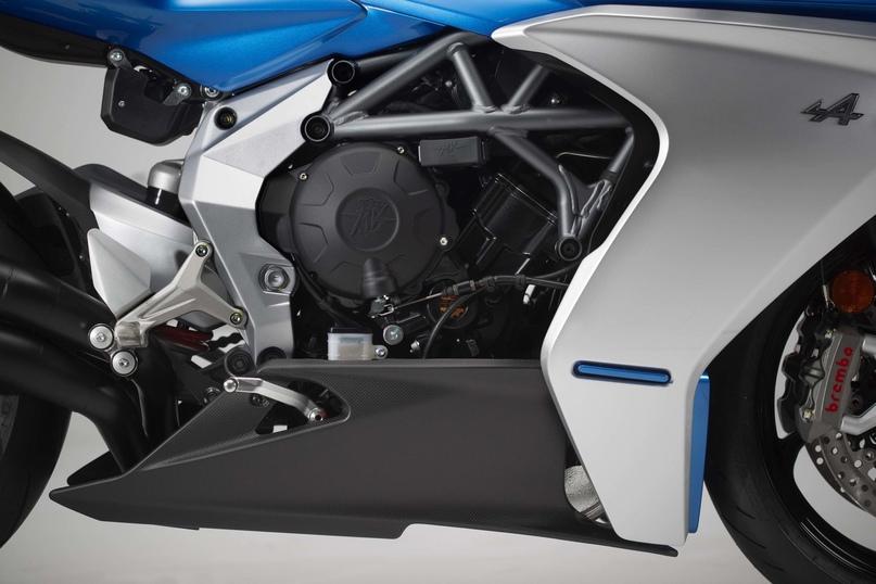 Спортбайк MV Agusta Superveloce Alpine 2021