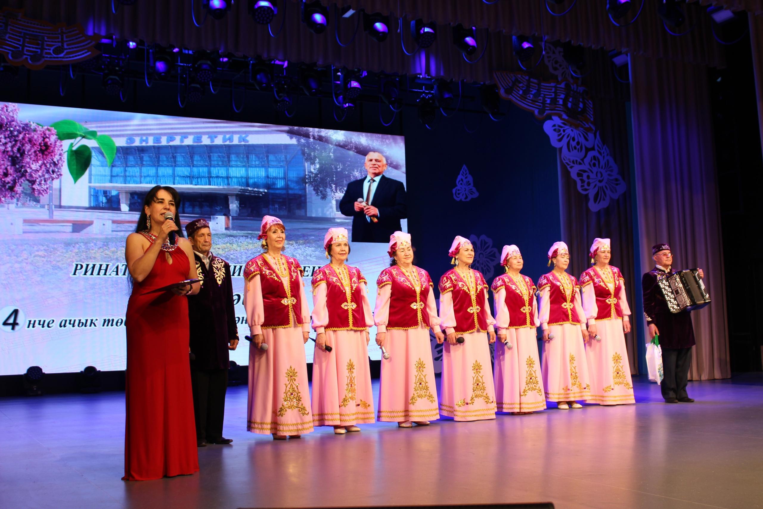 Гала-концерт фестиваль – конкурса татарского искусства «Сердәш»