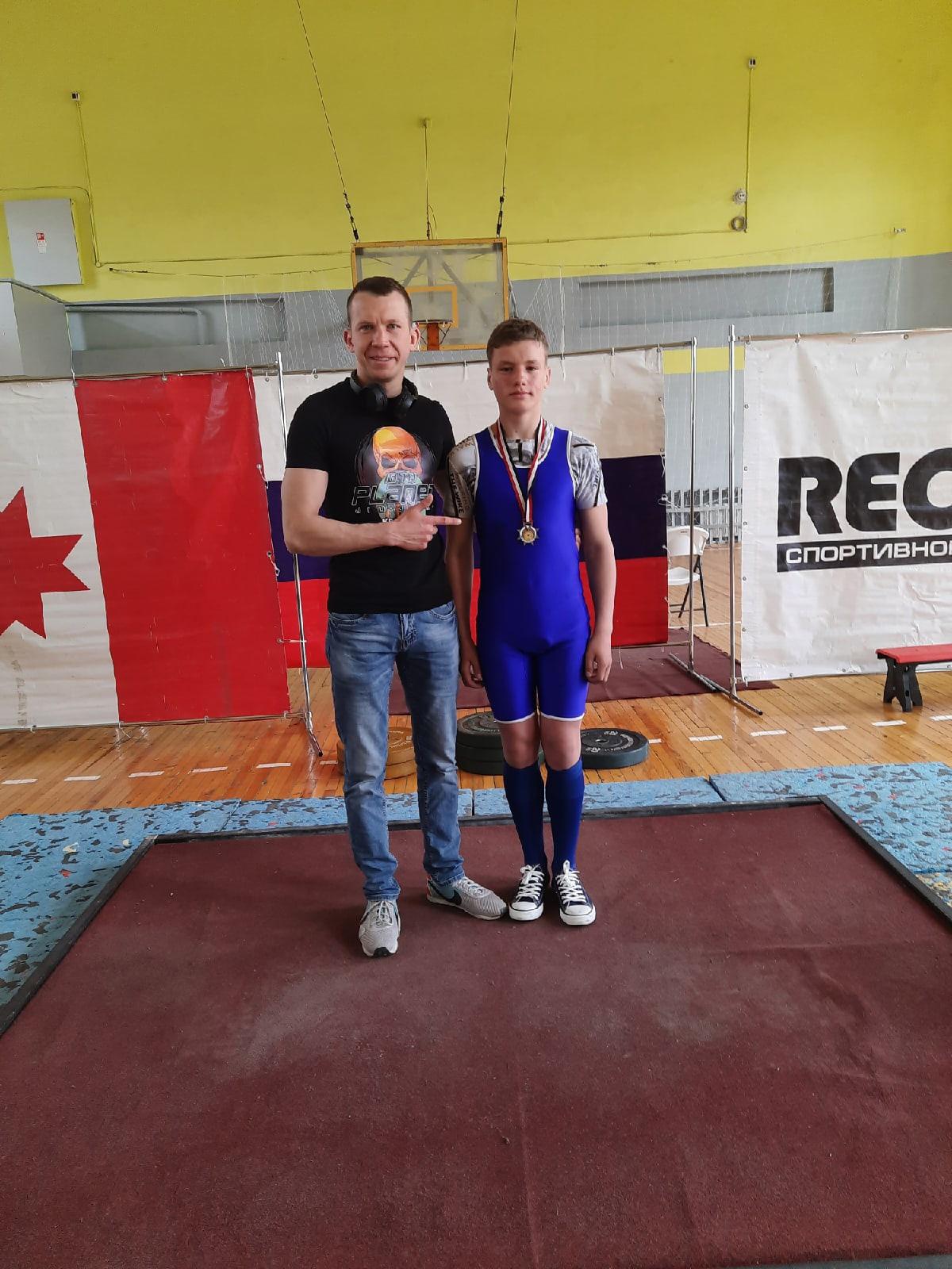 Юный можгинец стал чемпионом Удмуртии по классическому