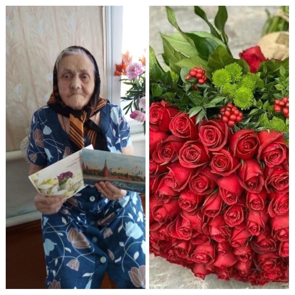 В воскресенье, 20 июня, 90-й день рождения отметила труженица тыла из села Озёрки Петровского района Татьяна Николаевна ТОРГАШОВА