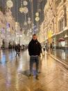 Максим Дмитриев. Прогулка по Москве.