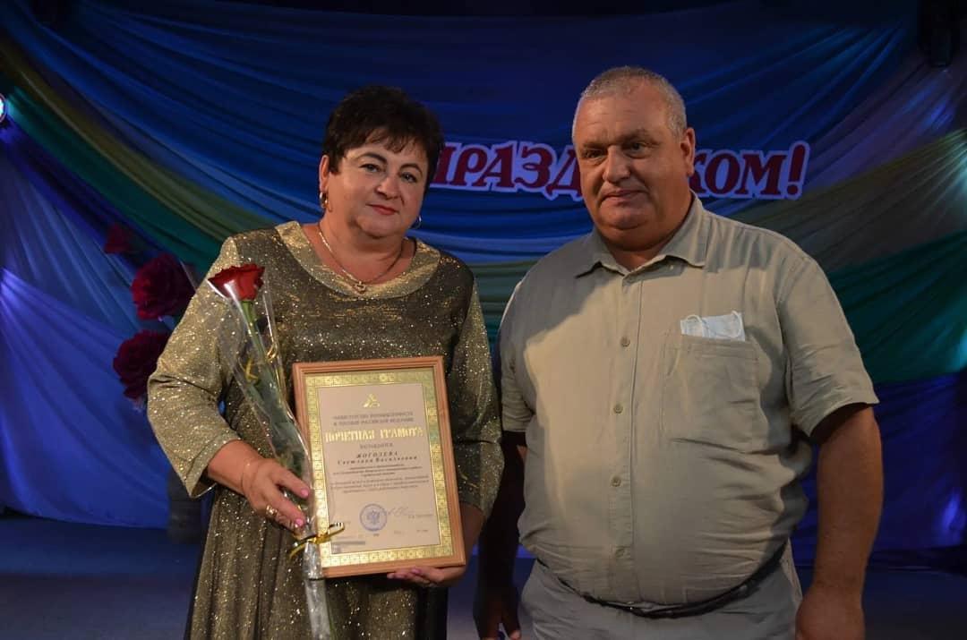 В Петровске чествовали работников сферы торговли