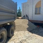 """""""Стагдок"""" помог на строительстве храма в Липецком районе"""