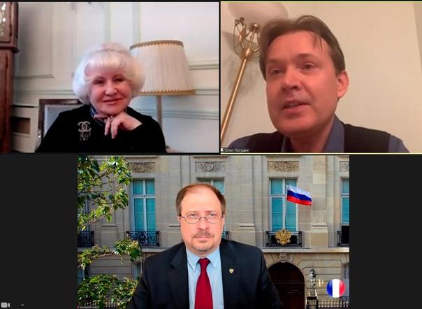 21 апреля 2021 г, Онлайн встреча с н.а. России Олегом Погудиным VC_zn2RDZzo