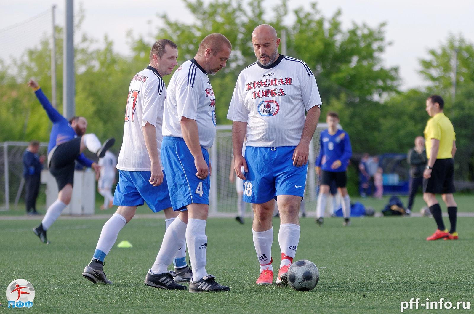 Первая лига ТДК. 1 тур Второго этапа. Матч тура