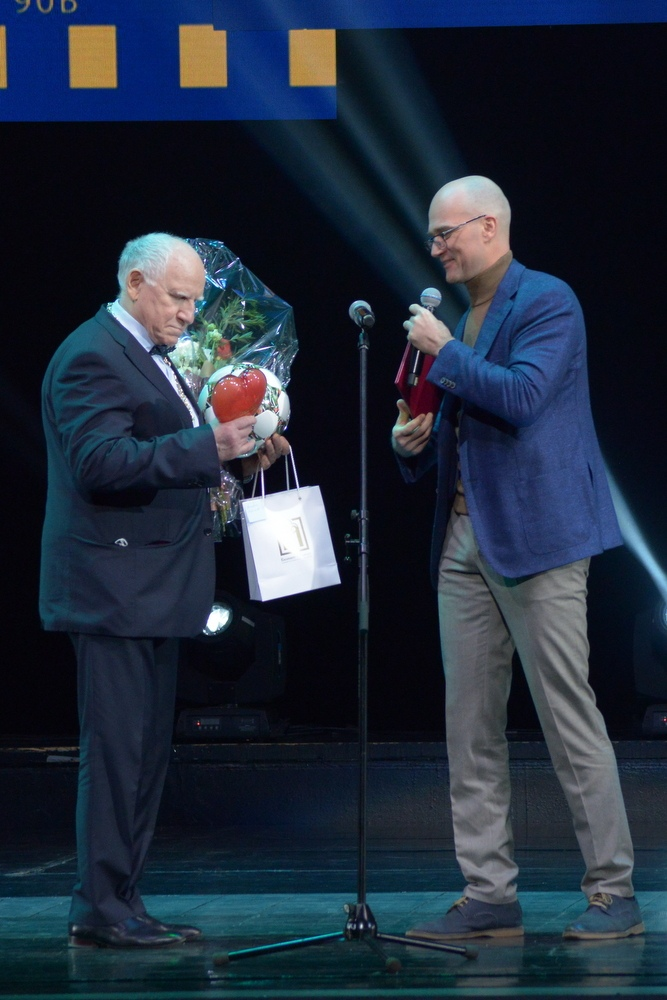Валерий и Егор Бариновы