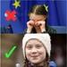 Грета плачет. Потому что еще не знает, что в России переходят к раздельному сбору мусора., image #1