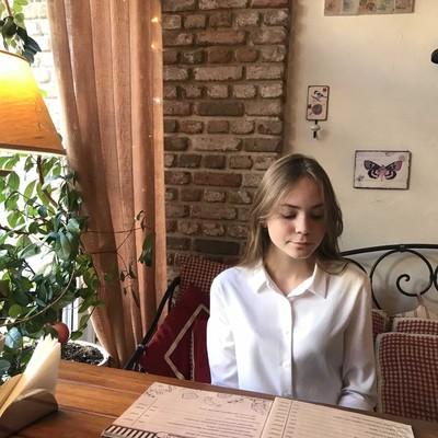 Элина Матушина