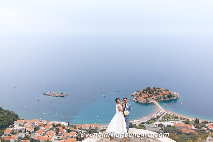 Свадьба для двоих в Черногории., изображение №2