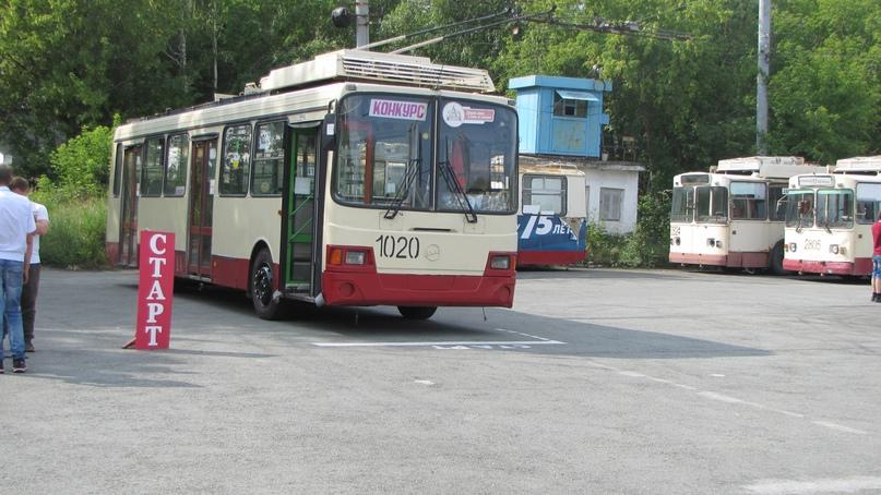 Конкурс профессионального мастерства среди водителей троллейбуса— 2021., изображение №55