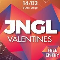 """14.02 Jungle Valentines @ """"Мотыга Йети"""""""
