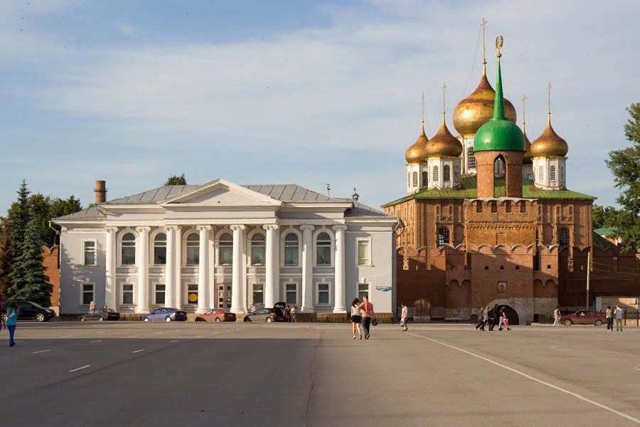 2021-08, Туры в Москву и Тулу из Тольятти в августе, 5 дней (N)
