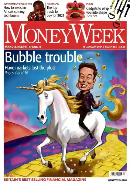 MoneyWeek - 15 January 2021