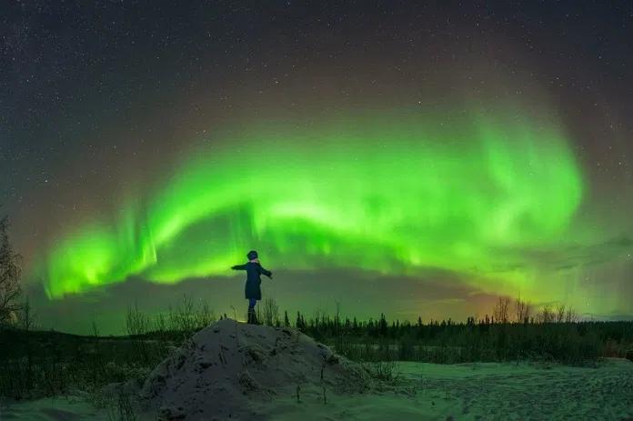10 лучших мест, где можно увидеть северное сияние — в России и за границей, изображение №15