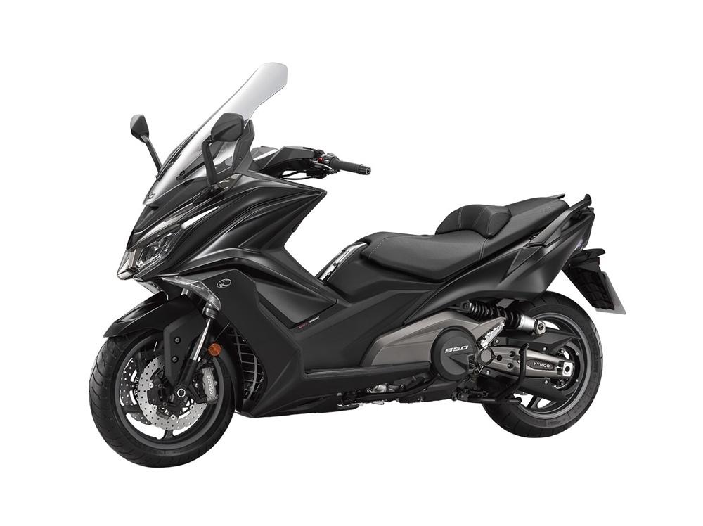 Скутер Kymco AK 550 2021