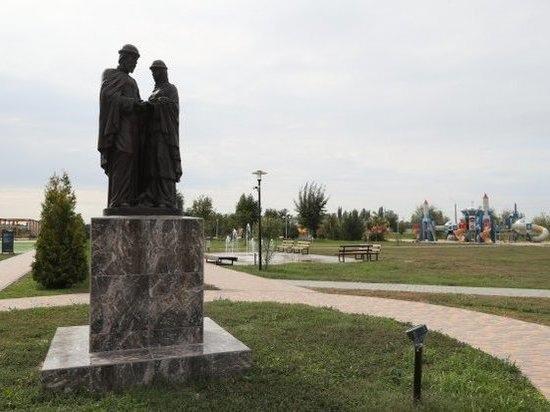 Губернатор Бочаров проинспектировал проекты благоу...