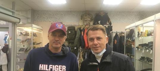 В рыболовном магазине Мурманска заметили знаменитых актеров