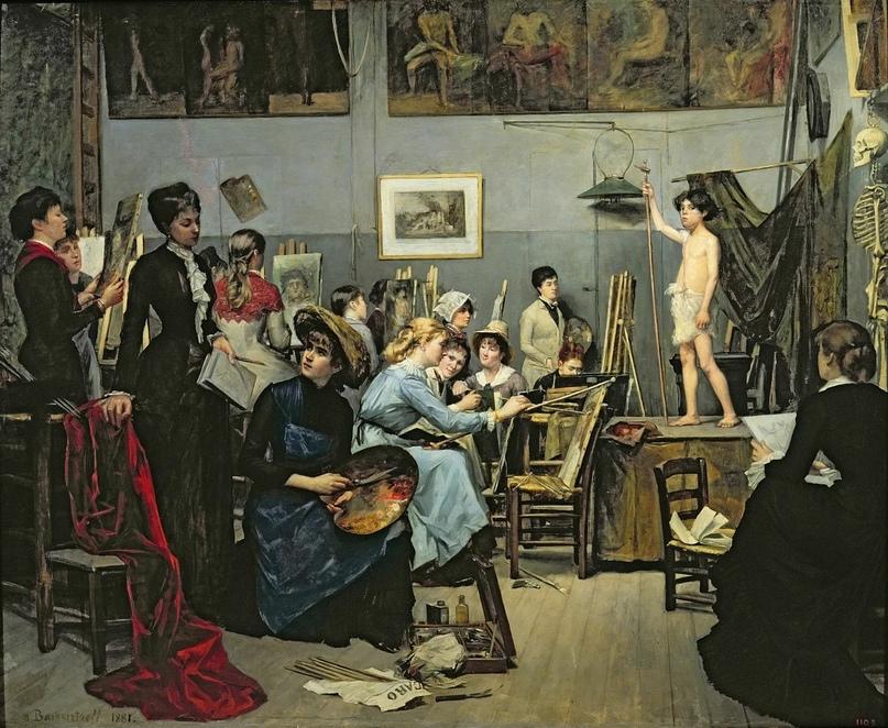 Русская звезда художественного Парижа, изображение №17