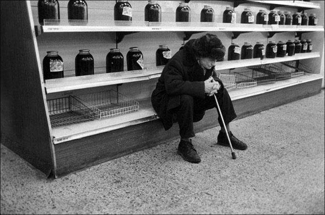 Товарный дефицит в СССР — явление плановой экономики, которое было характерно пр...