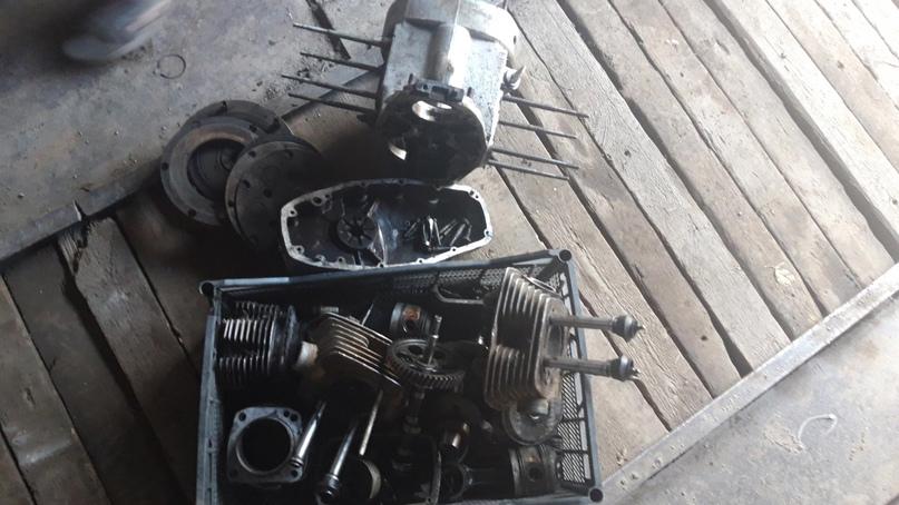 Купить двигатель в разборе на мотоцикл | Объявления Орска и Новотроицка №29070