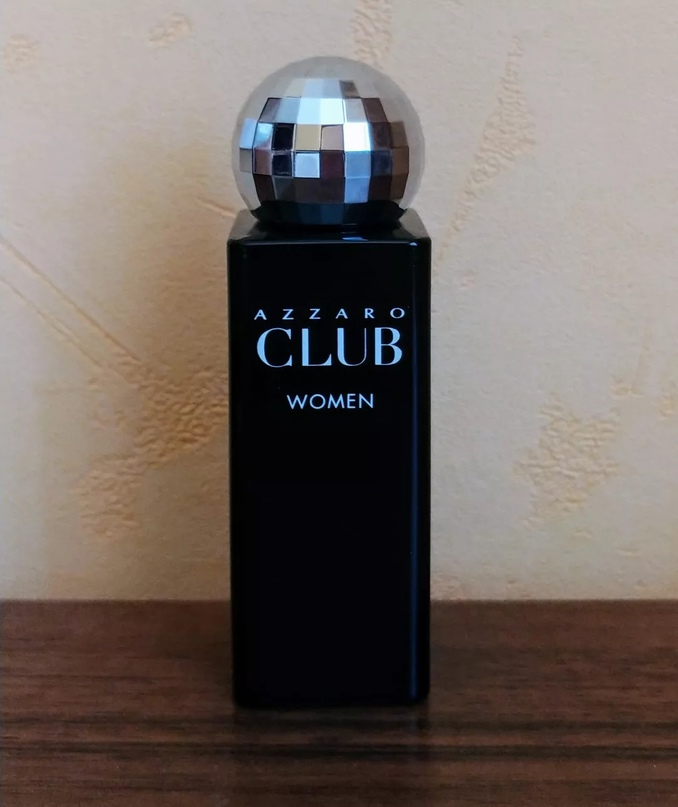 Azzaro Club Women 75 ml 1590 рублей.