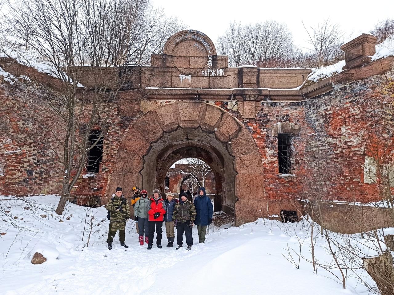 Форт 4-й Северный (форт