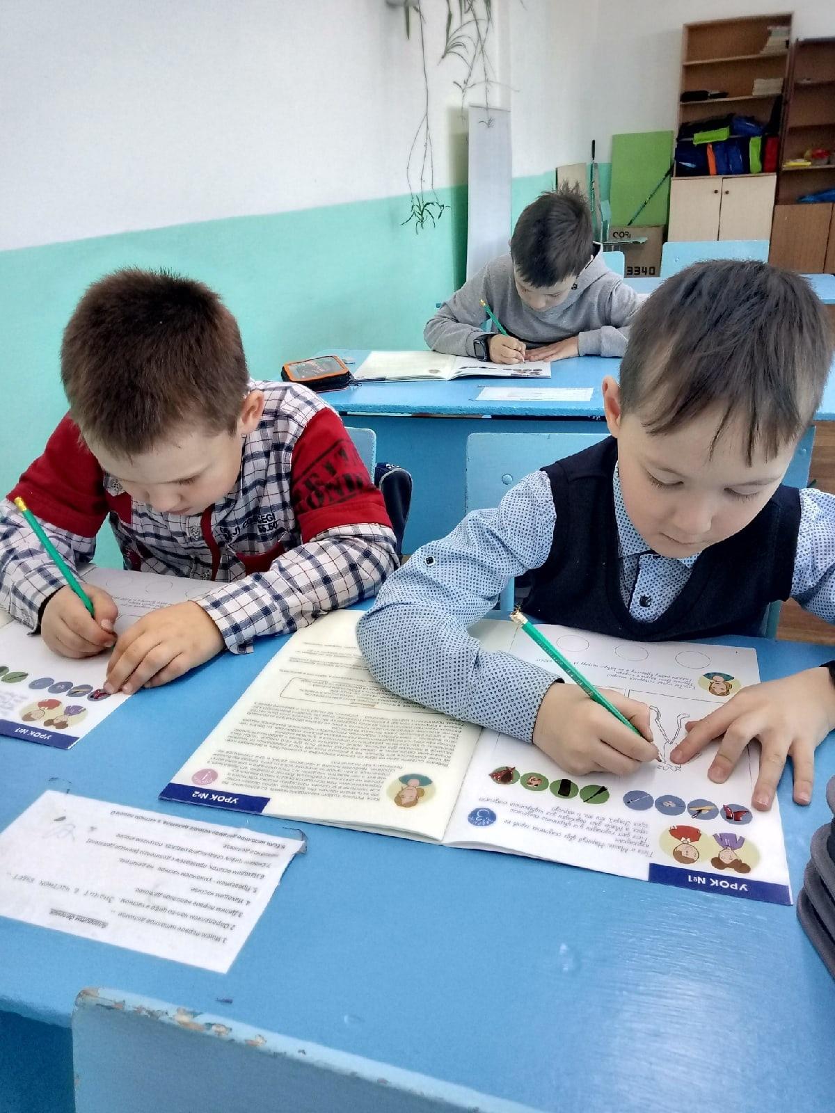 ‼В Пычасской школе начались занятия для первоклассников