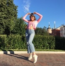 Чаплина Лера | Москва | 19