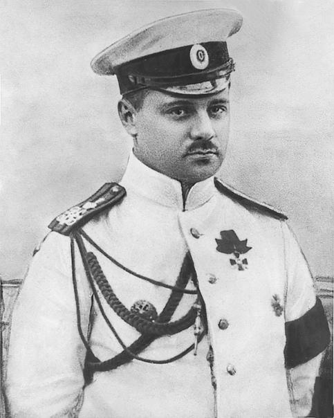 Борис Андреевич Вилькицкий – первый и единственный командир подлодки «Порт-Артурец».